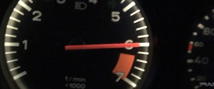 911 @ 6000 rpm (Header)