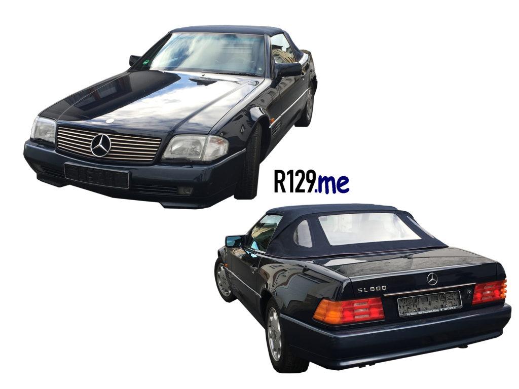 R129.me SL 500