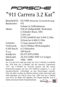 """Expose Porsche 911 """"Porschino"""" Mai 2018"""