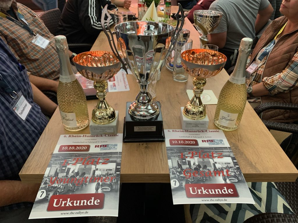Gesamtsieger bei der Rhein-Hunsrück-Classic 2020